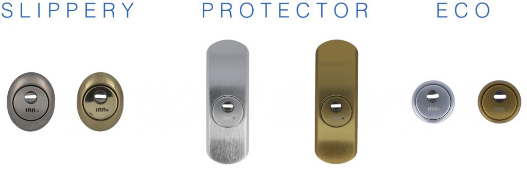 Escudos INN.Locks